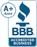 A+ Rating for Movers by BBB